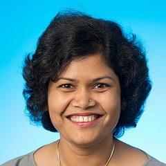 Dr Monira Hussain